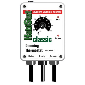 HabiStat Dimmer Thermostat
