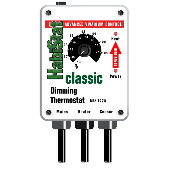 HabiStat Dimming Thermostat, High Range