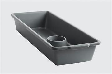FB20-GREY-C - Reptile Tub