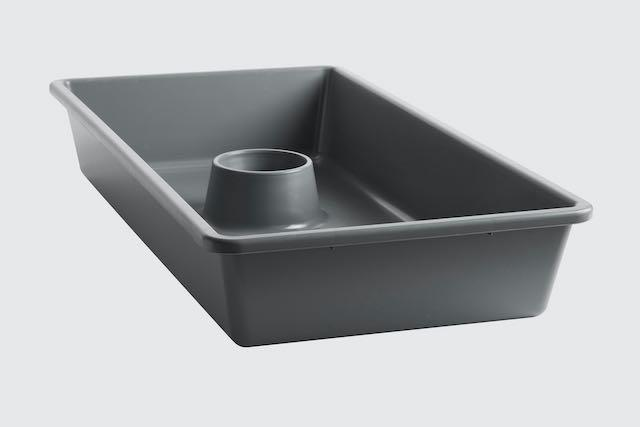 FB70-GREY-C - Reptile Tub