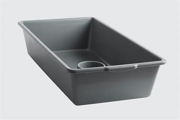 FB80-GREY-CUP - Reptile Tub